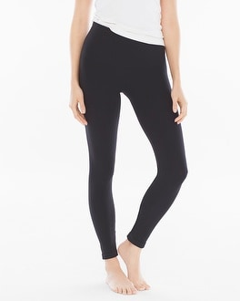 Live. Lounge. Wear. Slimming Legging Black