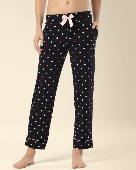 Ankle Pajama Pant Wonderous Dot
