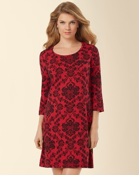 Sleepshirt Nocturnal Ruby