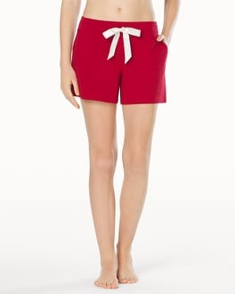 Embraceable Sleep Shorts Ruby