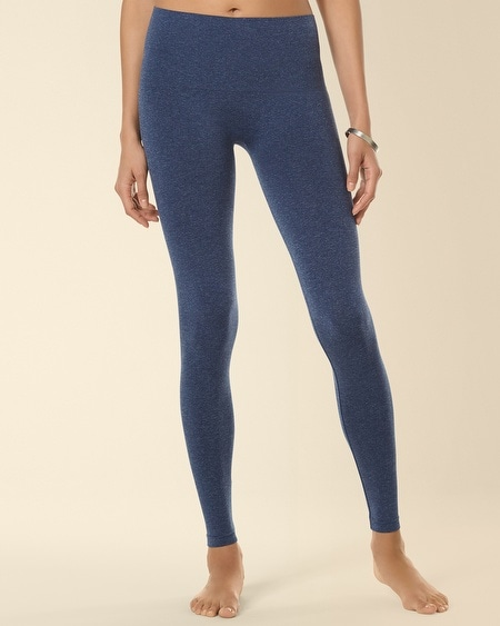Slimming Legging Heather Indigo
