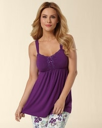 Embraceable Cool Nights Majestic Plum PJ Cami
