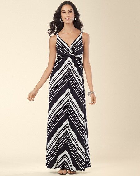 Surplice Tank Maxi Sailing Stripe