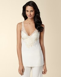Limited Edition Illustrious Deep V Cami