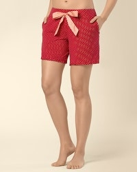 Embraceable Mod Dot Ruby PJ Short