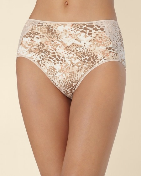 with Lace Modern Brief