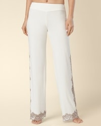 Embraceable Alluring Ivory Pant