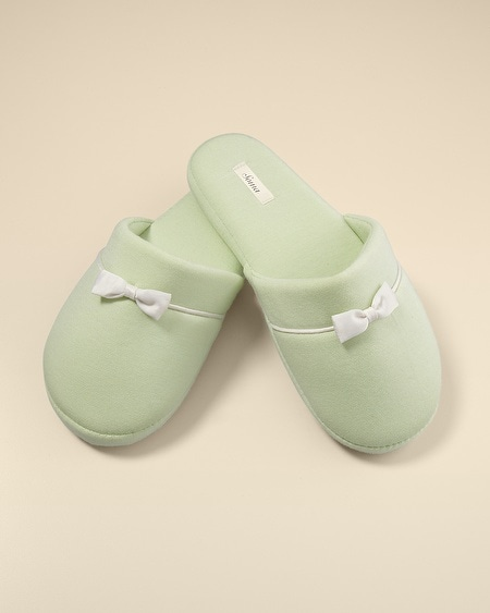Cool Nights Lime Parfait Slippers