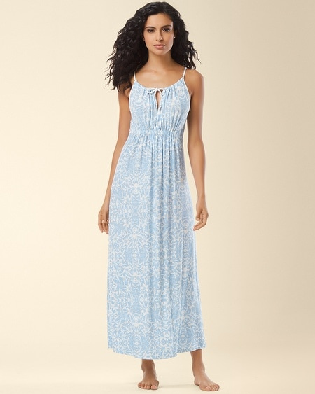 Island Life Sleep Gown Island Life Blue
