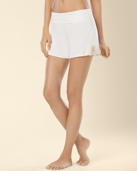 Treasured Sleep Short Ivory