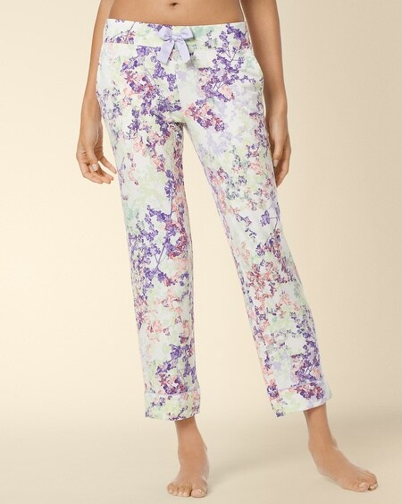 Ankle Pajama Pant Dreamland Floral