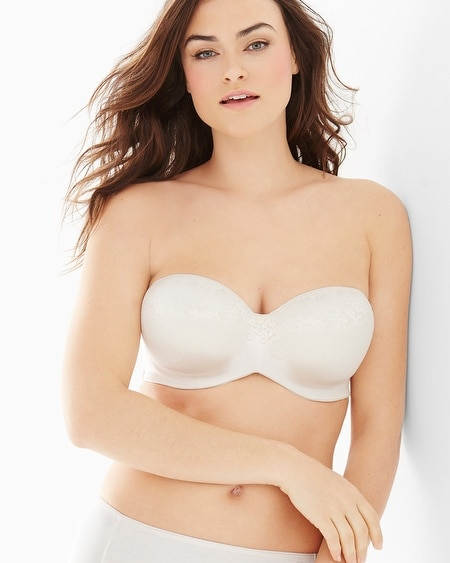 Stunning Support Strapless Bra