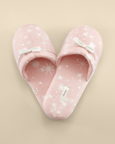 Slipper Twinkle Sugar Pink