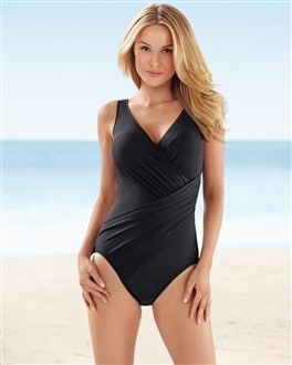 Miraclesuit Must Haves Oceanus One Piece Sizes: 16W-22W