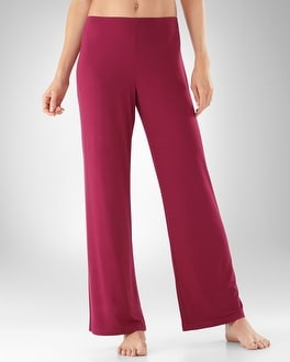 Embraceable Cool Nights Currant PJ Pant