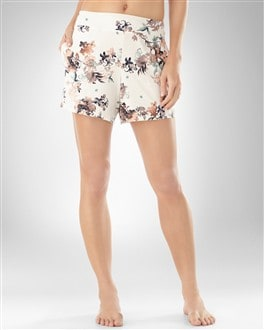Embraceable Cool Nights Fruition Ivory Short