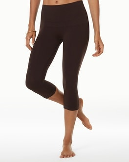Slimming Crop Legging Java