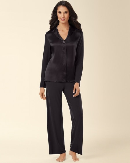 Sleep Pajama Set Black