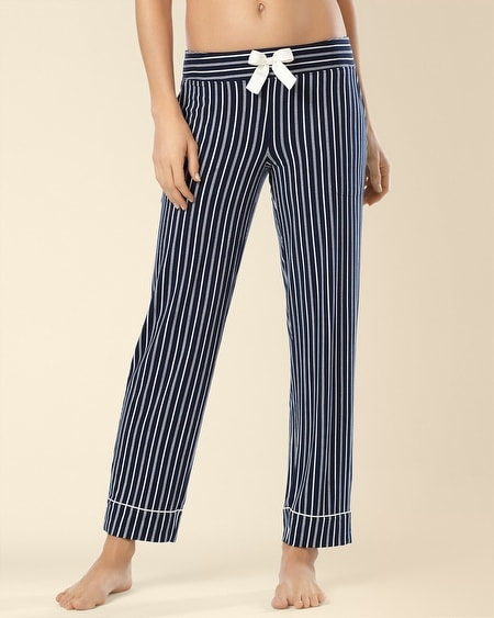 Pajama Crop Pant Regency