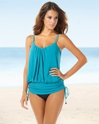 Magicsuit Shelly Tankini Top Jade