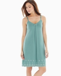 Cool Nights Eyelet Sleep Chemise Jaded