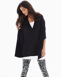 Live. Lounge. Wear. Multi-Way Wrap Black
