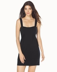 Naked Tencel Sleep Chemise Black