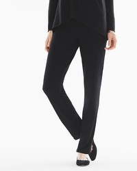 Natori Terry Tapered Lounge Pants Black
