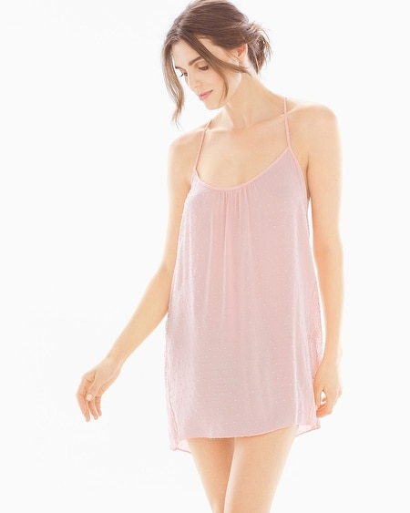 In Bloom by Jonquil Marcy Sleep Chemise Melon