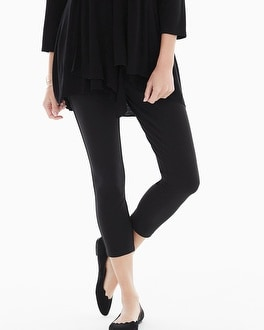 Miraclebody Slimming Lilia Crop Leggings Black