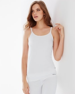 Naked Essential Cotton Blend Camisole White