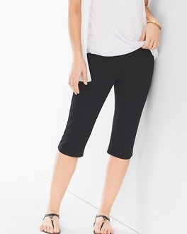 Miraclebody Slimming Rudy Bermuda Shorts Black