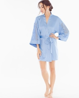 In Bloom Anadia Robe Periwinkle
