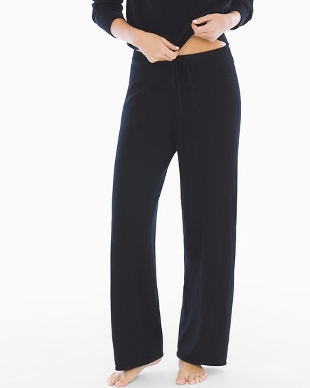 Cashmere/Wool Blend Pants