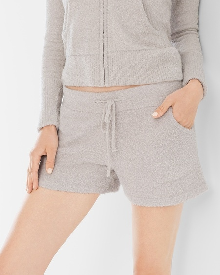 Chic Lite Lounge Shorts Silver