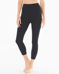 Soma Slimming Crop Leggings (Black)