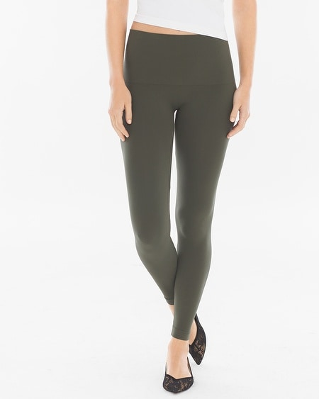 Slimming Legging Dark Olive