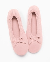 Embraceable Ballet Slippers Vintage Pink