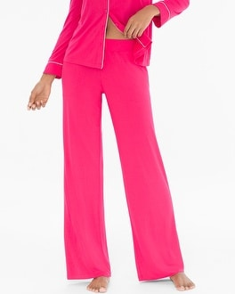 Cool Nights Pajama Pants Pink Punch TL