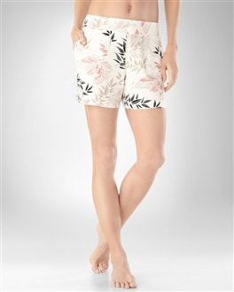 Embraceable Cool Nights Wondrous Wings PJ Short