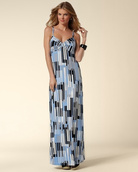 Addison Gravitate Maxi Dress