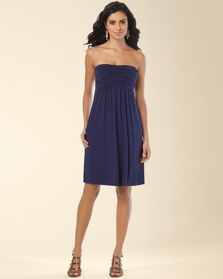 Lisa Dress Navy