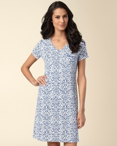 Sleepshirt Unreal Blue