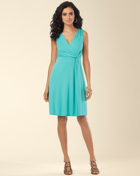 Ocean Side Twist Dress