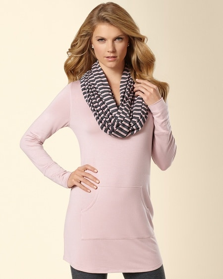 Infinity Wrap Scarf Boutique Stripe