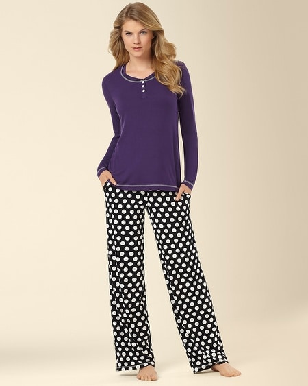 Pajama Set Huge Dot