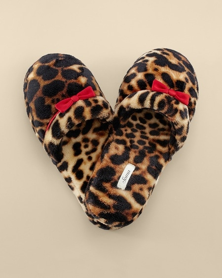 Plush Slipper Catnap Natural