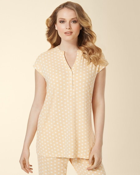 Pop Over Pajama Top Big Dot Custard