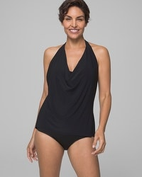 Magicsuit Sophie Swim Tankini Top Black