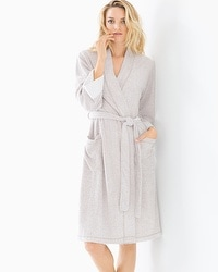 Natori Nirvana Long Robe Amaretto